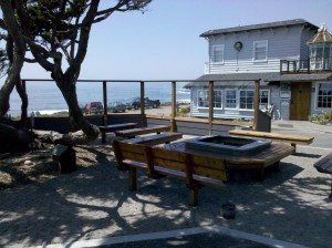 Sea Chest Patio